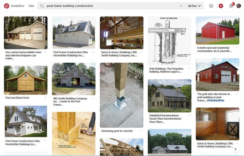 Pinterest for Builders & Contractors