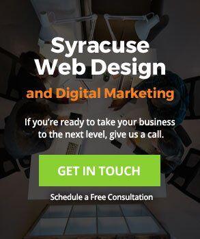 web design Syracuse ny