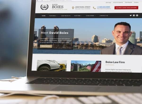 law firm web design syracuse ny